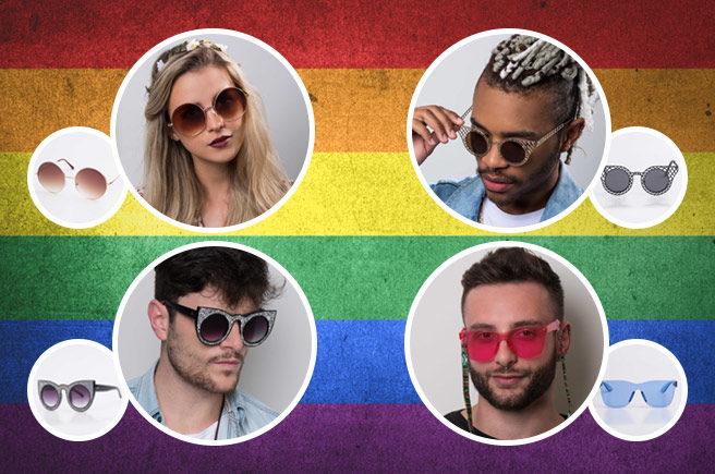 faef518fea23c Luta, Conscientização e Estilo na Parada LGBTI+