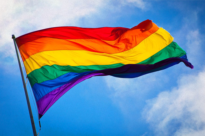 LGBT bandeira